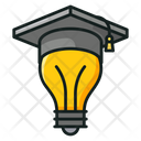 Creative Education Educational Idea Innovative Learning Icon