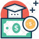 Educational Loan Icon