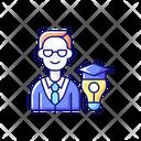 Educational Management Icon