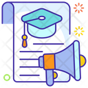 Educational Marketing Educational File Study File Icon