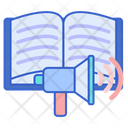 Educational Marketing Publicity Canpaign Icon