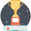 Educational Reward Award Icon