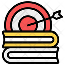 Educational Target Icon