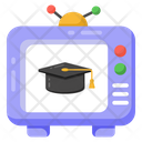 Educational Transmission Icon