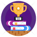 Educational Trophy Icon