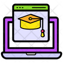 Educational Web Page Icon