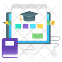Educational Website Learning Website Educational Site Icon