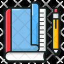 Educational Workbook Icon