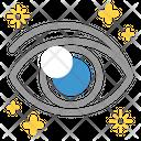Effective Eye Eye Impress Icon