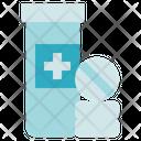 Pharmacy Effervescent Pill Icon