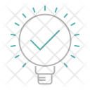 Efficiency Creative Idea Icon