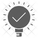 Efficiency Creativity Innovation Icon