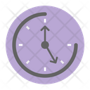 Efficiency Productivity Deadline Icon