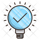 Efficiency Idea Innovation Icon