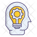 Efficiency Idea Management Icon