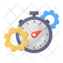 Speed Optimization Performance Optimization Efficiency Icon