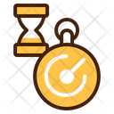 Efficiency Time Productivity Icon