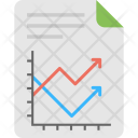 Efficiency Report Productivity Icon