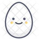 Egg Breakfast Food Icon