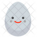Egg Breakfast Food Icon
