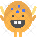 Egg Character Creature Icon