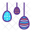 Egg Eggs Decorated Icon