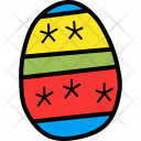 Egg Paschal Decorated Icon