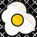 Egg Fast Food Food Icon