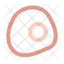 Egg Poultry Breakfast Icon