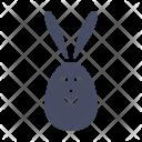 Egg Bunny Rabbit Icon