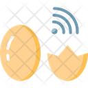 Eggsv Egg Network Icon