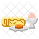 Chicken Egg Food Icon