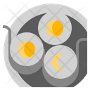 Food Egg Ring Icon