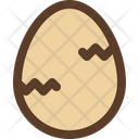 Egg Food Protein Icon