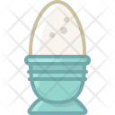 Egg Food Hard Boiled Icon