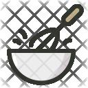 Egg Beater Mixer Icon
