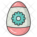 Egg Easter Party Icon