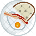 Egg Cooking Food Icon