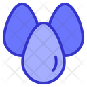 Egg Protein Fitness Icon