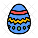 Egg Chocolate Easter Icon