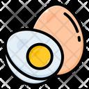 Egg Eggs Omelette Icon