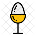 Egg Food Easter Icon