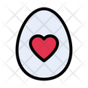 Egg Favorite Yolk Icon