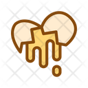 Egg Crack Cooking Icon
