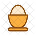 Egg Easter Cup Icon