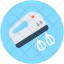 Egg Beater Machine Icon