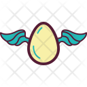 Egg Snack Time Icon