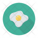 Egg Omelette Breakfast Icon