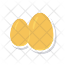 Egg Omelette Fried Icon