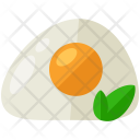Egg Fried Fry Icon